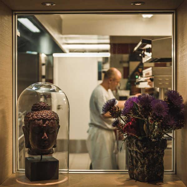 Photo des cuisines restaurant Zuem Ysehuet